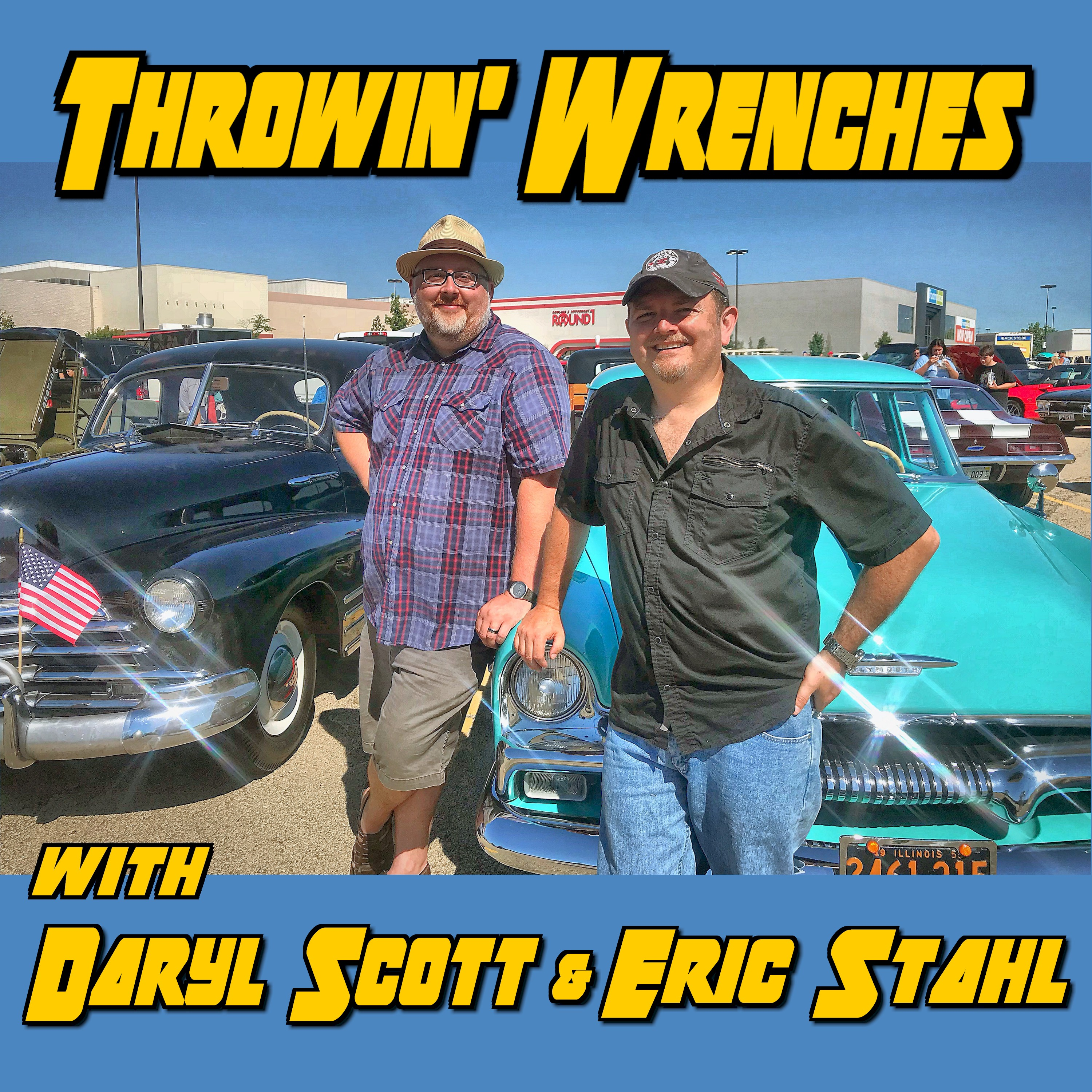 Throwin Wrenches Podcast