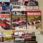 Car magazine collection