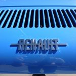 Renault grille