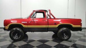 Dodge Power Wagon pickup