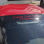Gabe Casey's Supra