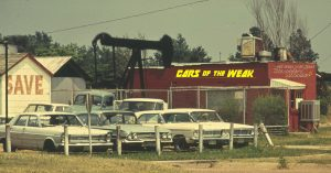cars of the weak banner