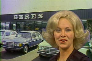Beres TV Spot from 1979