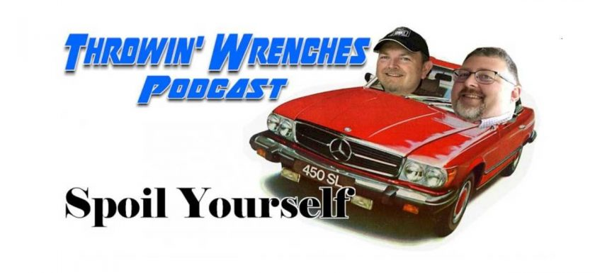 Throwin Wrenches Podcast Logo