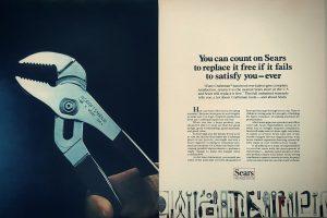 Sears ad 1981
